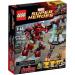 LEGO 76031-LEGO-A Hulkirtó ütközése