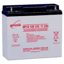Genesis zselés akkumulátor 12V 17,2Ah NP18-12 elektromos tápegység