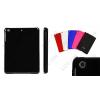 Apple iPad mini lágy tapintású műanyag védőtok, piros,  LG-103R