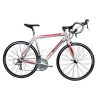 Országúti versenykerékpár Carratt Bayron C200, 54-es, 9×3 sebesség (Shimano Sora), fehér/piros