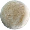 Polír korong, báránybőr, 125 mm, 407201, 8894201 és 8894202 excenter csiszolóhoz (Polír korong)