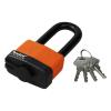 Extol Lakat, laminált, vízálló, hosszított kengyel, 4db kulcs; 65mm (Lakat)
