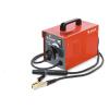 Extol Hegesztőtrafó, 130A, 2-3,2mm pálcaméret, kábellel+pajzzsal, hűtőventillátorral (Hegesztés technika)