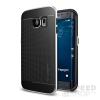 Spigen SGP Neo Hybrid Samsung Galaxy S6 Edge Satin Silver hátlap tok