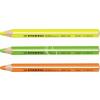 "STABILO Szövegkiemelő ceruza, 5,5 mm, STABILO ""Greenlighter"", sárga"