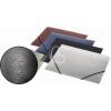 "PANTA PLAST Gumis mappa, 15 mm, PP, A4, PANTA PLAST ""Simple"" metál ezüst"