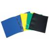 "VIQUEL Gyűrűs dosszié, 2 gyűrű, 25 mm, A4, PP, VIQUEL ""Standard"", kék"