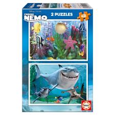 Educa Disney Nemo puzzle, 2x48 darabos puzzle, kirakós