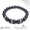 Ragyogj.hu - Swarovski Swarovski gyöngy karkötő - Iridescent Purple