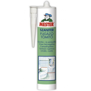 Mester szaniter fugázó /310 ml átlátszó
