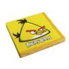 Riethmüller Angry Birds Sárga Madár Parti Szalvéta 33 cm x 33 cm, 16 db-os