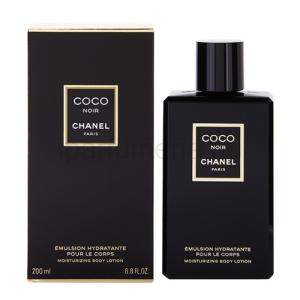 Chanel Coco Noir testápoló tej nőknek 200 ml + minden rendeléshez ajándék.