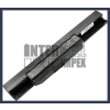 P43SJ 4400 mAh 6 cella fekete notebook/laptop akku/akkumulátor utángyártott