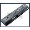 Envy dv4-5200  4400 mAh 6 cella fekete notebook/laptop akku/akkumulátor utángyártott