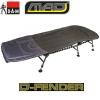 D.A.M D.A.M MAD D-FENDER BEDCHAIR 6 LEG