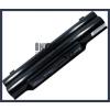 Fujitsu FPCBP250AP 4400 mAh 6 cella fekete notebook/laptop akku/akkumulátor utángyártott