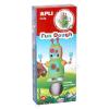 APLI Gyurma, APLI, narancssárga-zöld, Fun Dough, sétáló robot (LCA13984)