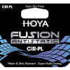 Hoya Fusion Antistatic CPL (82mm)