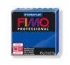 Gyurma, 85 g, égethető, FIMO Professional, ultramarin süthető gyurma