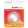 Agfaphoto lítium gombelem CR2450 (1db)