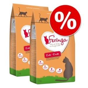 Feringa szárazeledel gazdaságos csomag 2 x 10 kg - Kitten szárnyas