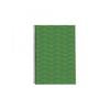 LIDERPAPEL Spirálfüzet A/5 kockás 140lap 70g , zöld