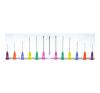 Steril egyszerhasználatos injekciós tű 100 db, 18G 1 gyógyászati segédeszköz