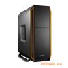 "be quiet! Silent Base 800 Black/Orange Black/Orange,3x5,25"",7x3,5"",ATX,2xUsb,Audio,Táp nélkül,495x230x542mm"