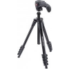 Manfrotto Compact Action Fotóállvány, Fekete