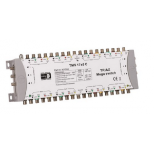 Triax-Hirschmann Triax TMS 17x6 C multikapcsoló