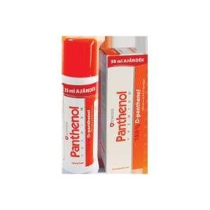 Panthenol Panthenol premium testápoló hab 150 ml