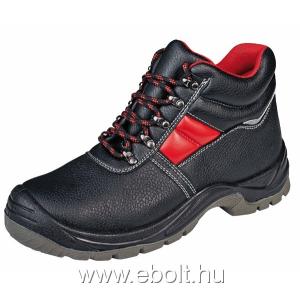 Cerva Bakancs fekete SC-03-003 S3 45