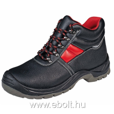 Cerva Bakancs fekete SC-03-003 S3 44