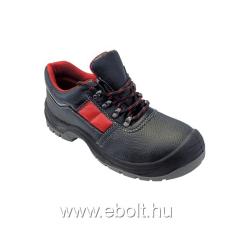 Cerva Cipő fekete FF SC-02-002 low S3 43