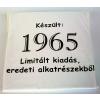 Tréfás póló 50 éves, Készült 1965...  (M méret)