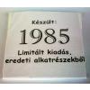 Tréfás póló 30 éves, Készült 1985...  (L)