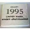 Tréfás póló 20 éves, Készült 1995... (XXXL)
