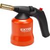 Extol Gázlámpa forrasztáshoz, PB gázhoz, piezó gyújtásssal, max. 1200°C, 1,7kW, EN521 (Gázlámpa)