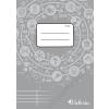 VICTORIA Füzet, tűzött, A5, szótár, 32 lap, VICTORIA Circle 31-32 (ISVF3132U)