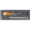 Pilot Töltőtoll, 0,5-2,4 mm, narancssárga kupak, PILOT Parallel Pen (PPP24N)