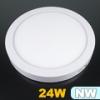 FALON kívüli LED panel (300 mm) 24 Watt (kör) természetes f.