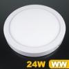 FALON kívüli LED panel (300 mm) 24 Watt (kör) meleg fény