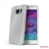 CELLY Galaxy S6 vékony szilikon hátlap,Átlátszó