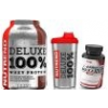 Nutrend DELUXE 100% WHEY 2250g + L-CARNITINE MAXX 1000 + SHAKER