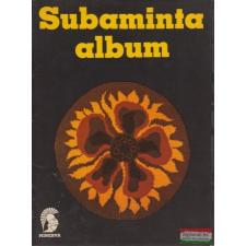 Minerva Subaminta album hobbi, szabadidő