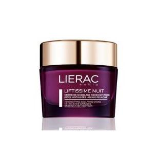 Lierac LIFTISSIME NUIT Arckontúr és bőrszerkezet javító éjszakai krém
