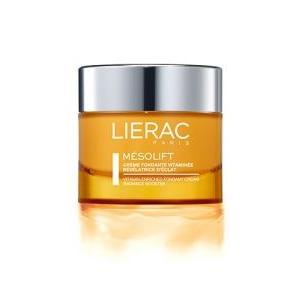 Lierac MÉSOLIFT Vitaminnal dúsított lágy krém ragyogást fokozó hatással