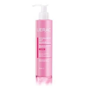 Lierac HYDRA-BODY Luxus testápoló a maximálisan hidratált bőrért