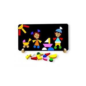 Detoa Mágneses puzzle