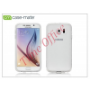 CASE-MATE Samsung SM-G920 Galaxy S6 hátlap - Case-Mate Naked Tough - clear